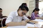 Học sinh Hà Nội thi thử tổ hợp môn Khoa học tự nhiên