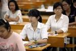 Giữa tháng 5, Bộ Giáo dục sẽ công bố bộ đề thi quốc gia thử nghiệm