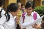 Năm nay, có một thí sinh đăng ký 48 nguyện vọng vào đại học