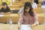 Lần đầu tiên thí sinh cả nước làm bài thi môn Toán theo hình thức trắc nghiệm