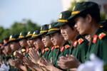 Thí sinh nhầm lẫn nhiều thông tin khi đăng kí vào khối trường quân đội