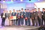 5 thí sinh đoạt huy chương quốc tế nhập học Đại học Bách khoa Hà Nội