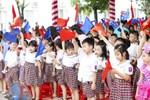 Xem cách khởi động năm học mới của trường Việt-Úc Hà Nội