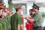 Khóa sinh viên đầu tiên học 4 năm tại Học viện Cảnh sát nhân dân đã tốt nghiệp