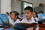 100% học sinh lớp 3 đến lớp 6 được học chương trình ngoại ngữ 10 năm từ năm 2025