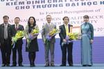 Đại học Hà Nội đạt tiêu chuẩn chất lượng giáo dục