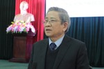 Giáo sư Nguyễn Minh Thuyết:Tôi không thể trả lời về tiến độ làm sách giáo khoa