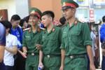 Bộ Quốc phòng công bố quy định mới nhất về tuyển sinh khối trường quân đội