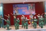 Trường Hà Nội- Thăng Long biểu diễn văn nghệ chào mừng chiến thắng Điện Biên