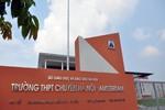 Trường Hà Nội - Amsterdam chỉ xét tuyển học sinh xuất sắc