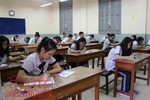 Những vật dụng thí sinh được và tuyệt đối không được mang khi thi lớp 10