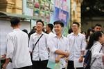 482 thí sinh Hà Nội không làm thủ tục dự thi quốc gia 2018