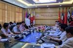 Thứ trưởng Phạm Mạnh Hùng lưu ý công tác chấm thi, công bố điểm và xét tuyển