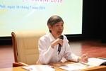 Phó giáo sư Bùi Đức Triệu chia sẻ bí quyết ghi danh dễ trúng tuyển đại học