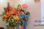 Đại học Quốc gia Hà Nội đào tạo Thạc sĩ Luật học về phòng chống tham nhũng