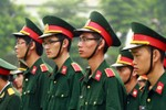 Chi tiết điểm chuẩn vào các trường quân đội năm 2018