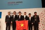 Việt Nam đứng thứ 2 khu vực Đông Nam Á về thành tích Tin học quốc tế 2018
