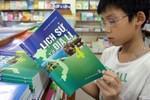 Bộ trưởng Nhạ yêu cầu không để học sinh viết, vẽ vào sách giáo khoa