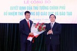 Phó giáo sư Lê Hải An giữ chức vụ Thứ trưởng Bộ Giáo dục và Đào tạo