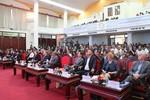 Đại học Quốc gia Hà Nội khai mạc Diễn đàn Hà Nội 2018 bàn về biến đổi khí hậu