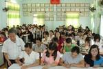 Bộ trưởng biết giáo viên đi tập huấn, bồi dưỡng chỉ điểm danh, ghi tên