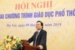 Bộ trưởng Nhạ kỳ vọng học sinh đi học được hạnh phúc