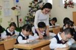 Áp dụng chương trình mới, giáo viên không lo thất nghiệp