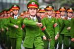 Thí sinh đã sơ tuyển trường công an, không được sơ tuyển trường quân đội