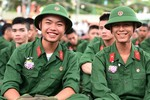 Năm 2019, khối các trường quân đội tuyển 5.520 chỉ tiêu