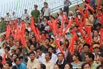 """U21 SLNA """"ngán"""" khán giả Ninh Thuận!"""