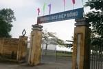 """Hiệu trưởng Trường THCS Điệp Nông, Hưng Hà bị """"tố"""" nhiều sai phạm"""