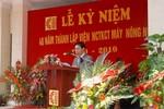 Chuyển đơn tố cáo ông Nguyễn Đình Tùng sang Công an giải quyết theo thẩm quyền
