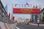 Hà Nội: Ngày mai thông xe trên cầu vượt Trần Khát Chân - Đại Cồ Việt