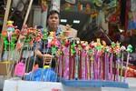 Đồ chơi truyền thống mang lại diện mạo mới cho Tết trung thu ở phố cổ