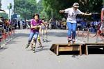 Hà Nội: Giới trẻ háo hức tham gia liên hoan nghệ thuật đường phố