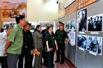 Hơn 300 bức ảnh và hiện vật về Đại tướng Võ Nguyên Giáp được trưng bày