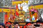 Lễ rước vua giả độc nhất vô nhị ở Hà Nội