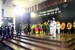 Nghi lễ Lễ tang cấp cao Thượng tướng Phạm Quý Ngọ
