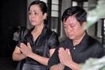 Gia đình, đồng nghiệp nghẹn ngào tiễn biệt NSND Trịnh Thịnh