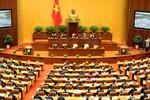 Khai mạc kỳ họp thứ 3, Quốc hội khóa 14