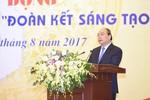 Hãy cùng nhau đoàn kết, nuôi dưỡng, bồi đắp nguồn trí tuệ Việt Nam