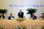Toàn văn phát biểu của Tổng Bí thư tại lần đầu tiên dự họp Chính phủ