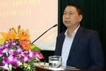 Chủ tịch Nguyễn Hồng Lâm vẫn chưa đi làm,  huyện Quốc Oai bố trí người thay