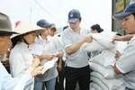 Hỗ trợ gạo cho tỉnh Khánh Hòa