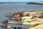 Tăng cường quản lý cát sỏi, chống đầu cơ tăng giá