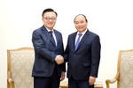 Việt Nam đánh giá cao sự đóng góp của Tập đoàn Samsung