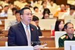 Ông Lưu Bình Nhưỡng không đồng tình với trả lời của Bộ trưởng Bộ Nội vụ
