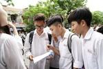 Hà Nội yêu cầu cập nhật thông tin thí sinh chính xác kịp thời