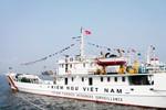 Lực lượng Kiểm ngư Việt Nam lần đầu tiên xuất hiện