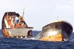 Khẩn trương tìm kiếm 3 thủy thủ mất tích trong bão